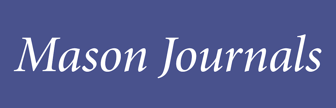 Visit the Mason Journals homepage